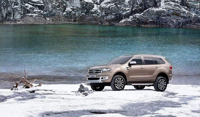 Ford Everest moi 1