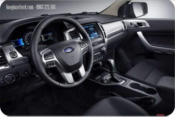 Ford Everest 2.0 Ambient 4×2 MT
