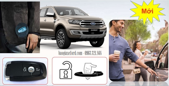 Ford Everest moi 25