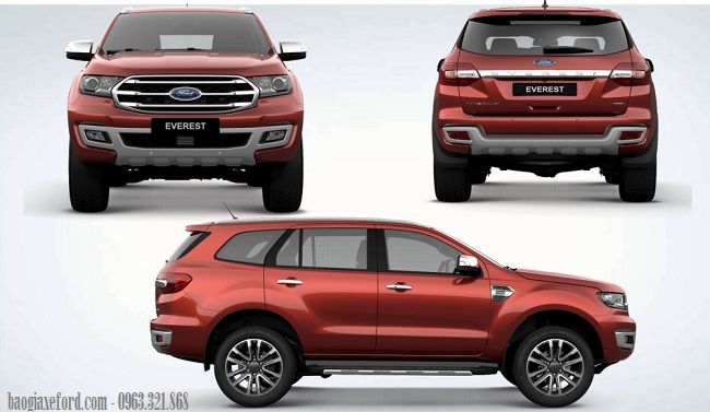 Ford Everest moi 86