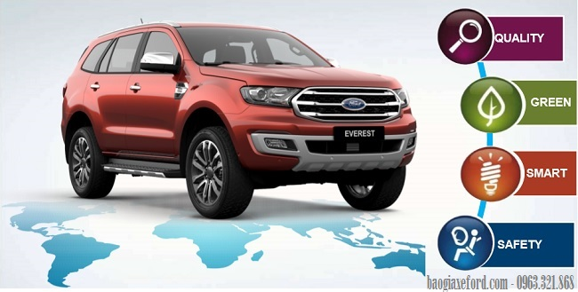 Ford Everest moi