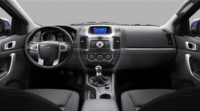 Ford Ranger mới 2.0L Sing-Turbo 4×4 XLT AT