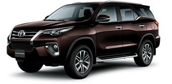 Toyota-Fotuner 1