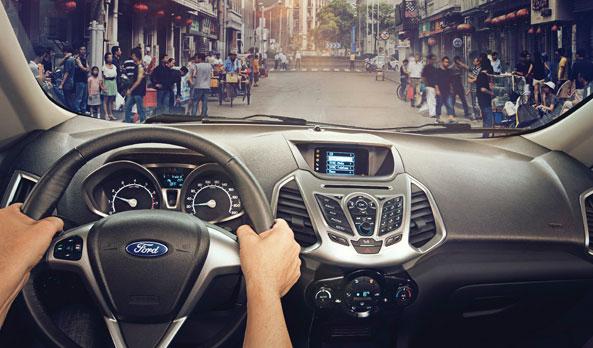 Ford Ecosport 2017 mới- 03 phiên bản