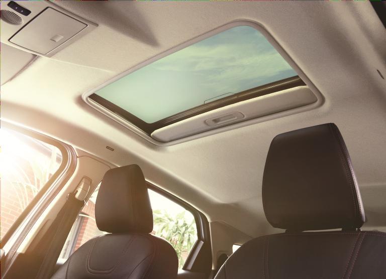 Cửa sổ trời Ford Ecosport