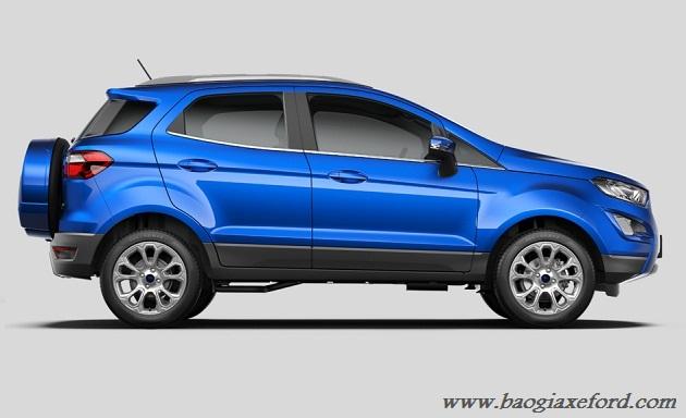 Ford Ecosport 2019 mới- 05 phiên bản