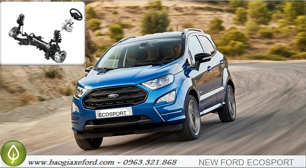 Ford Ecosport 2018 34