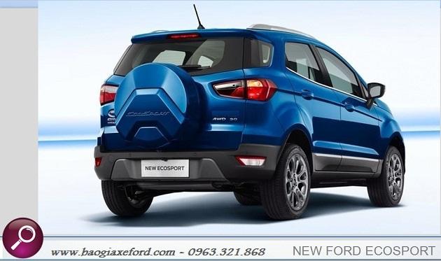 Ford Ecosport 2018 38