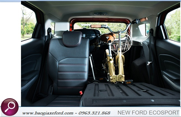 Ford Ecosport 2018 46