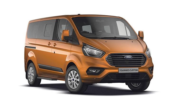 Ford Tourneo 2019 mới- 02 phiên bản