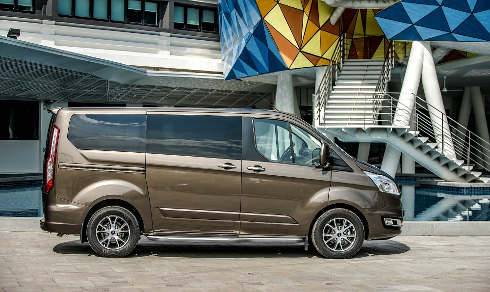Ford Tourneo 2.0L Ecoboost Trend AT