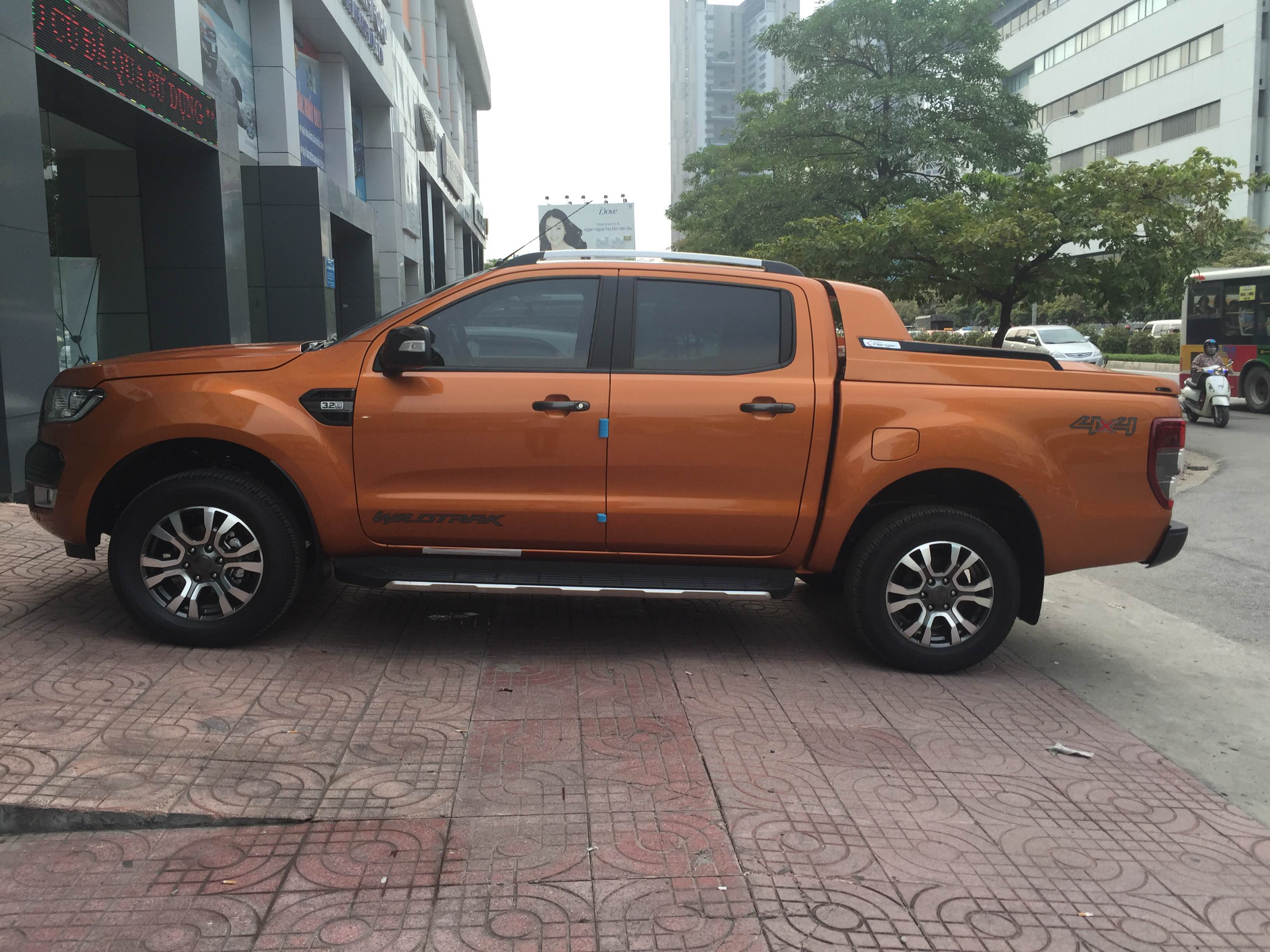 Ford Ranger Thùng All New 1
