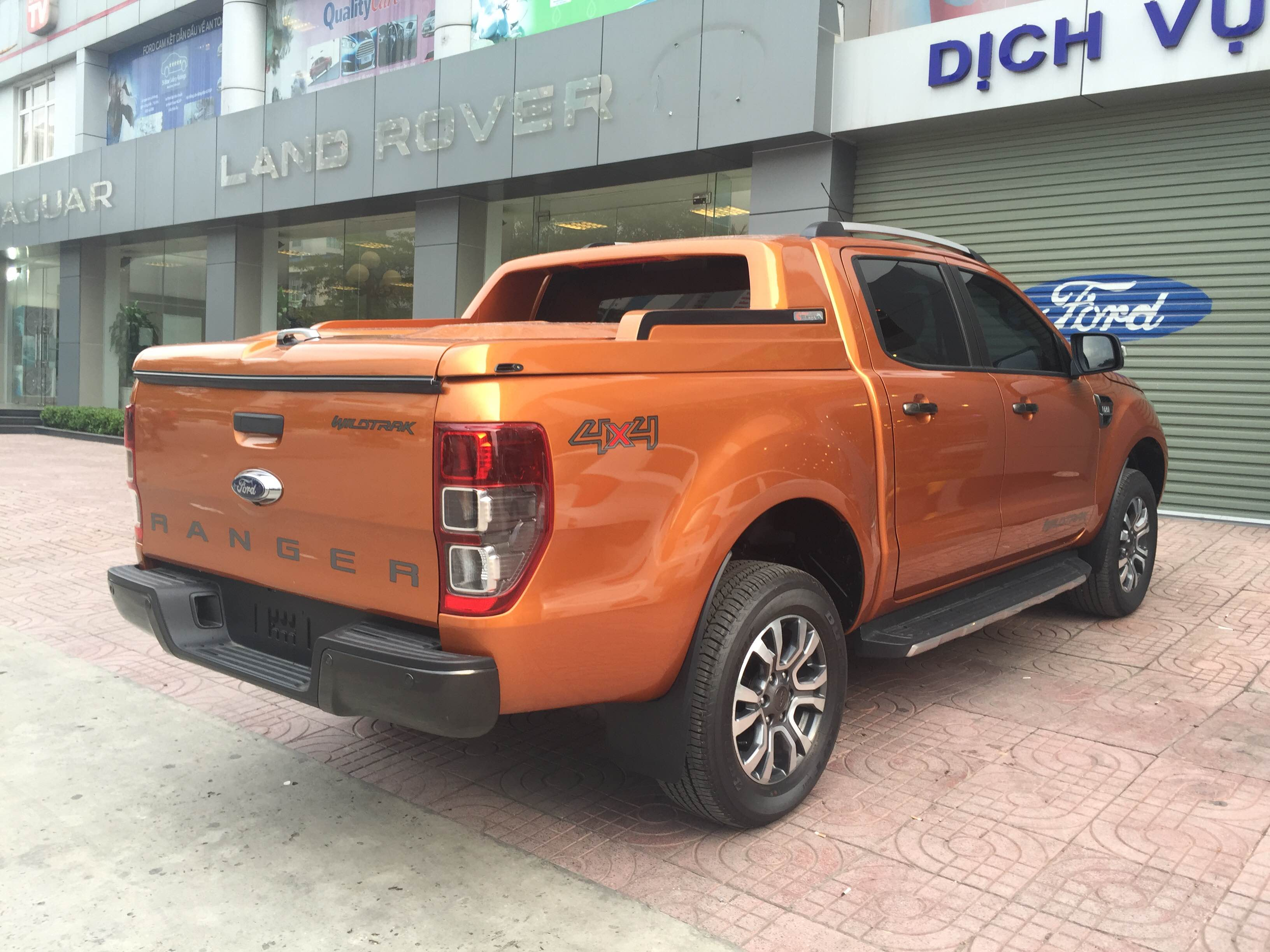 Ford Ranger Thùng All New 3