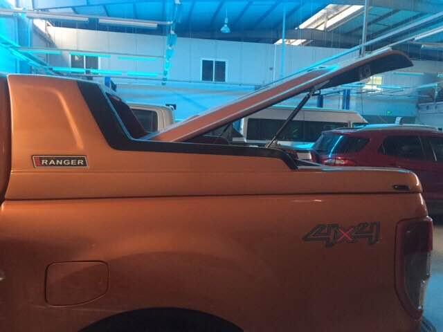 Ford Ranger Thùng All New Thái
