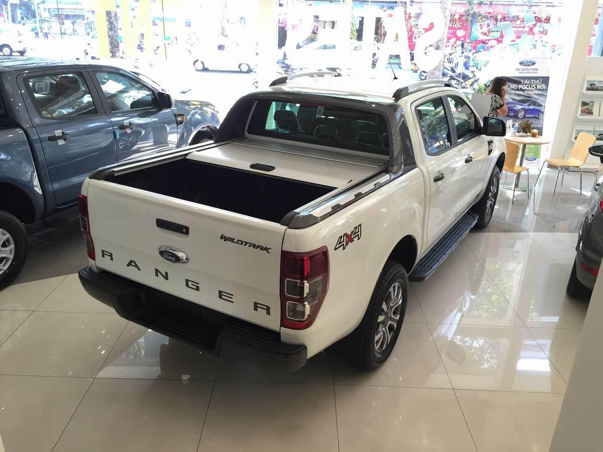 Ford Ranger Thùng cuộn