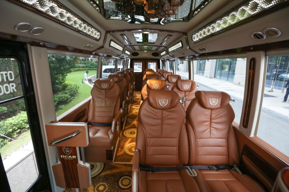 Fuso Dcar Limousine 2