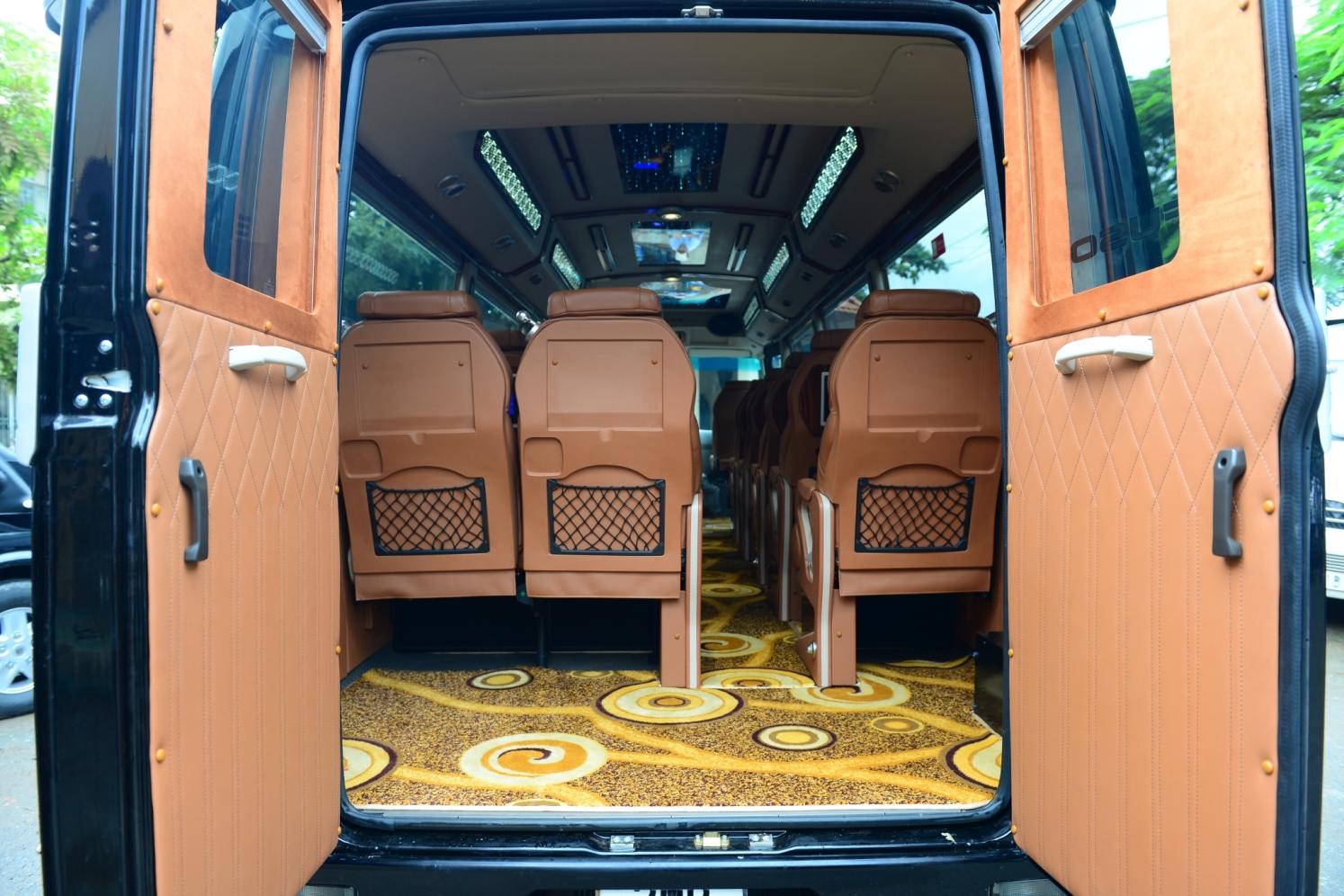 Fuso Dcar Limousine 8