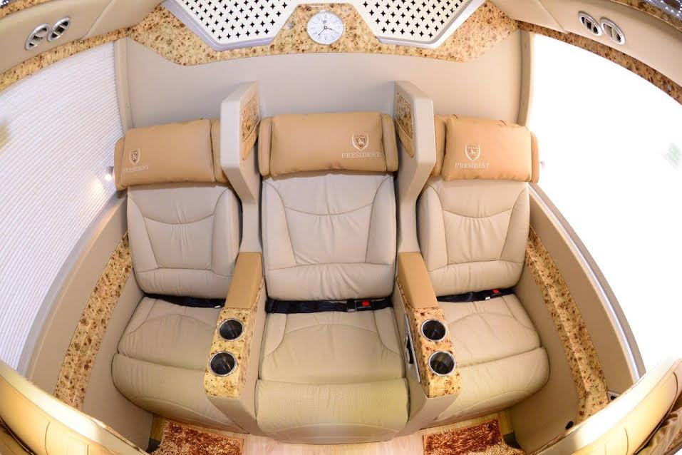 Fuso Limousine 5