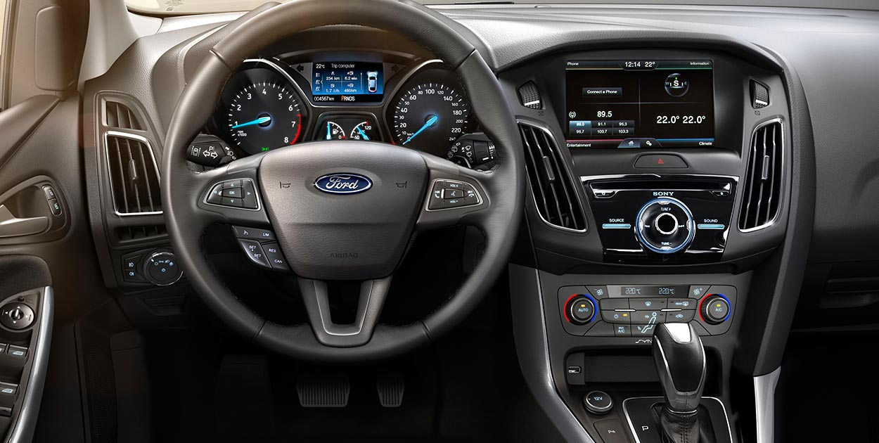 ford focus nội thất