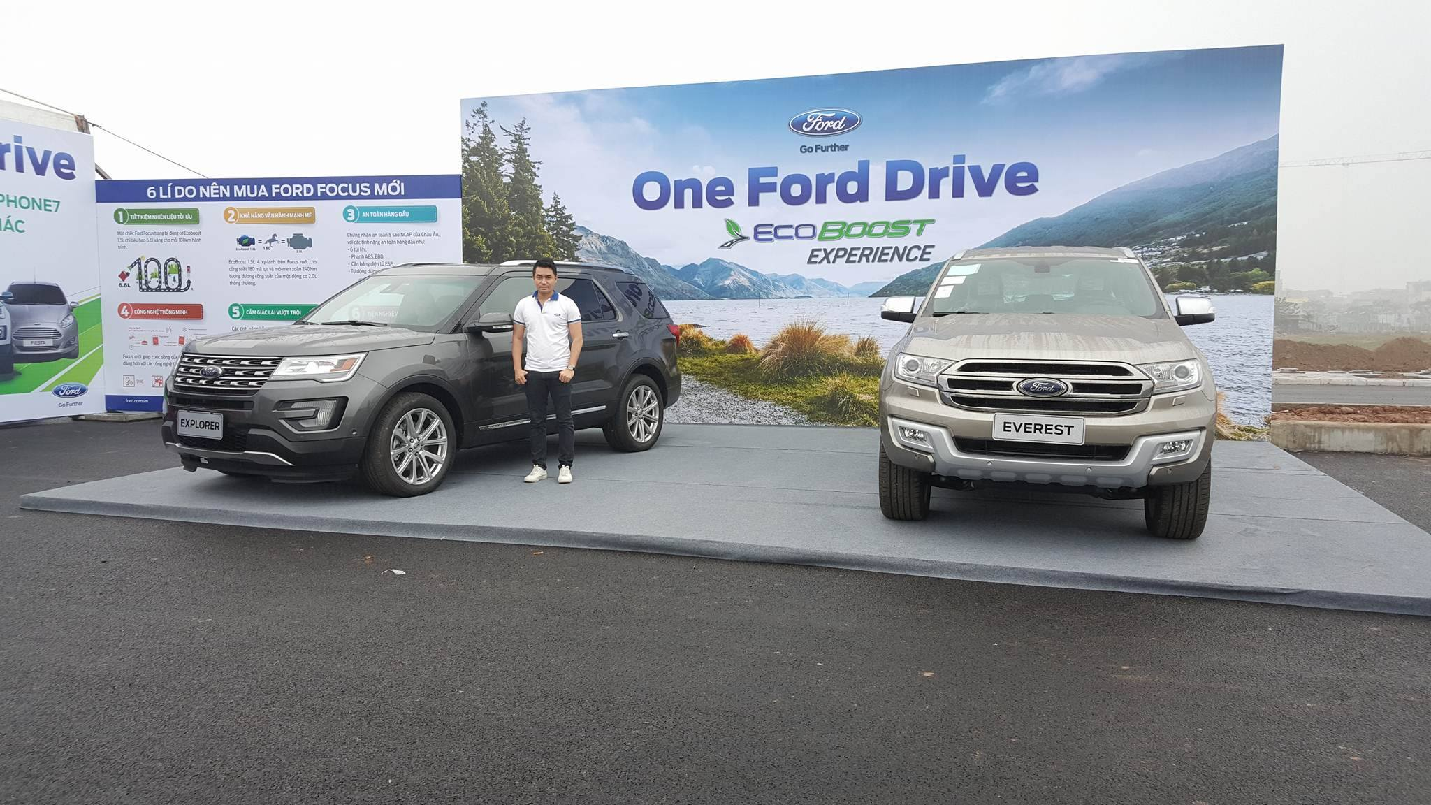 ford everest & Explorer