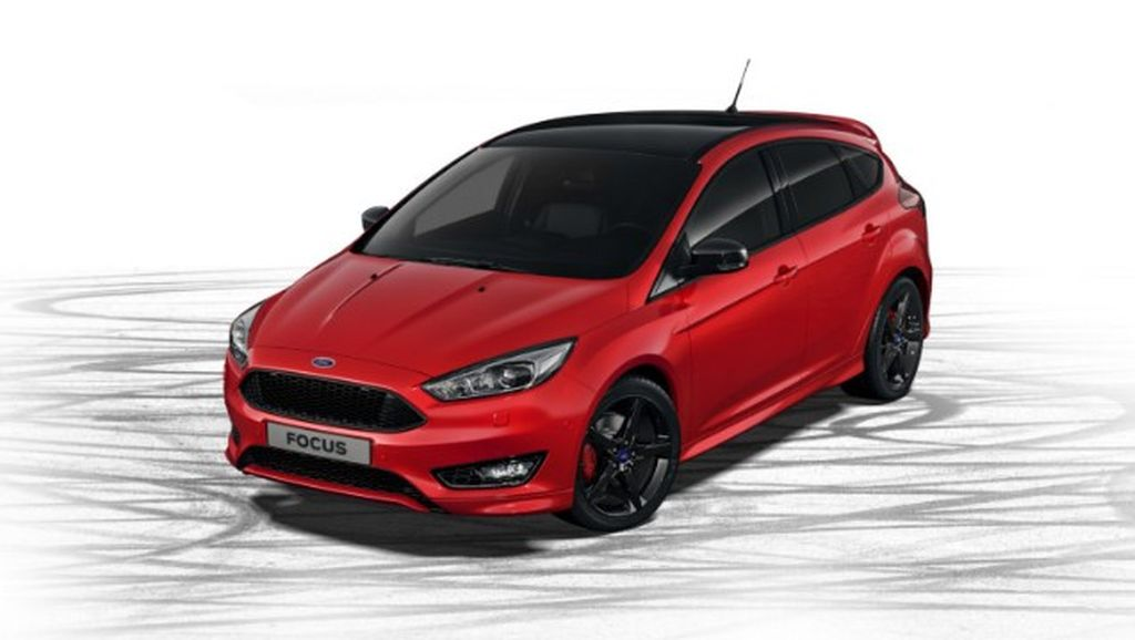 Ford Focus Ecoboost 1