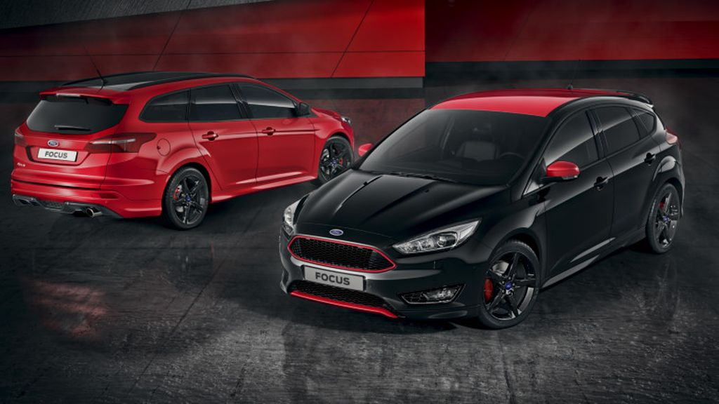 Ford Focus Ecoboost Trend 3