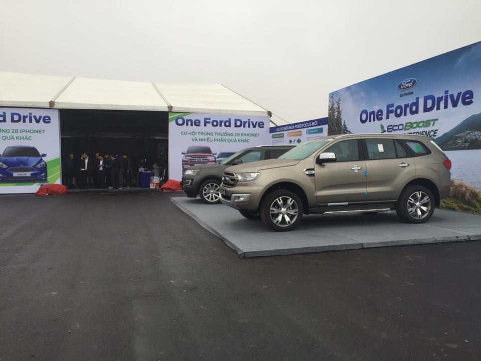 One Ford Drive 1