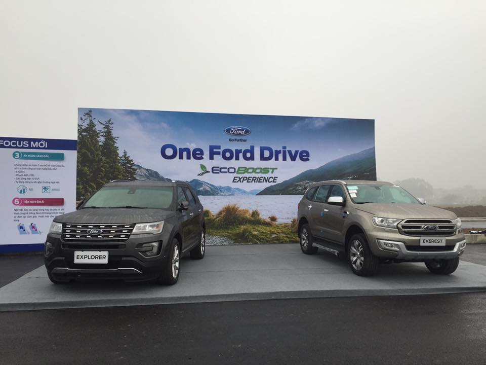 One Ford Drive
