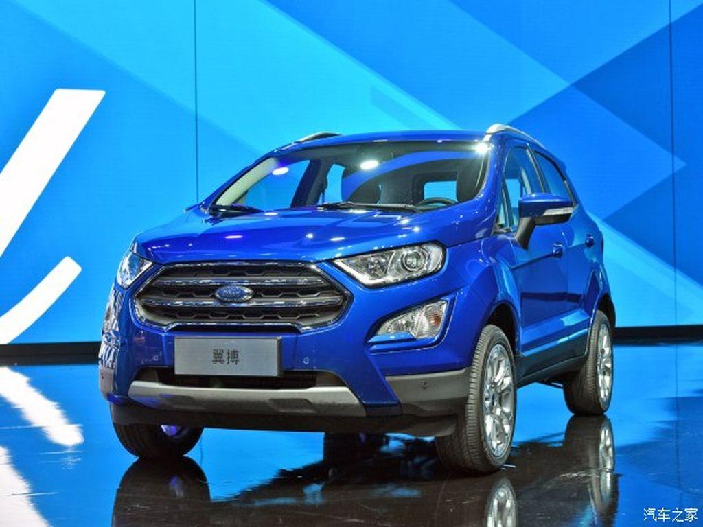 Ford EcoSport 2017 4