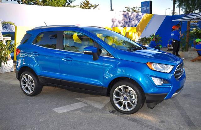 Ford EcoSport 2017 6