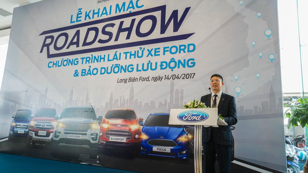Ford RoadShow 2017