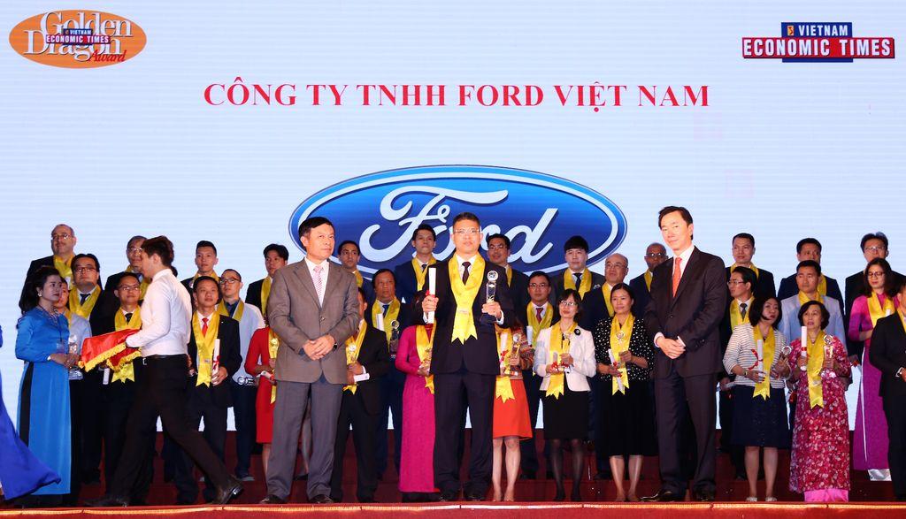 Ford Rong Vang