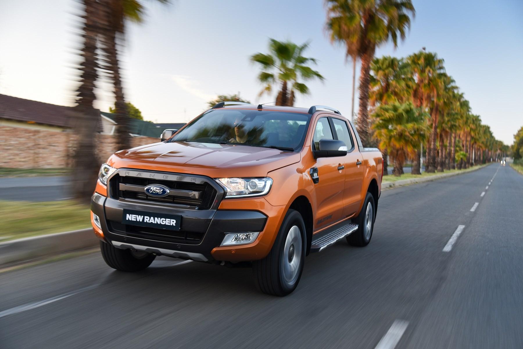 Ford Ranger 2017 mới