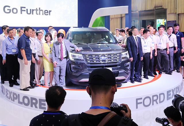Ford Explorer 2017 1