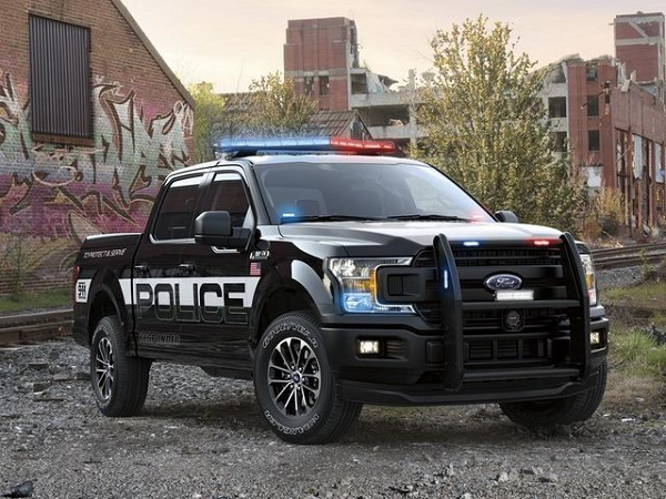 Ford F-150 Police