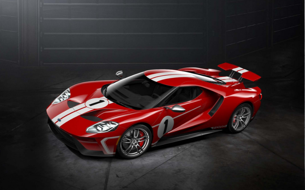Ford GT 6