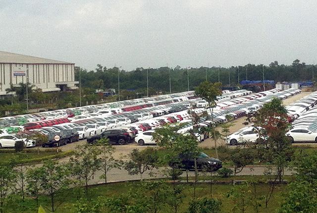 Giảm thuế linh kiện sản xuất xe trong nước 3