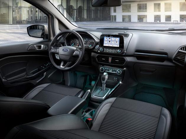 Ford Ecosport 2018 2
