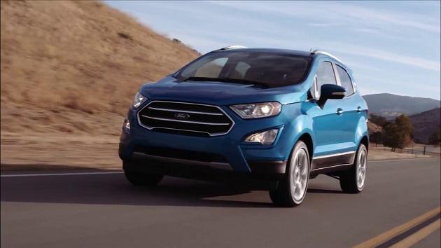 Ford Ecosport 2018 moi