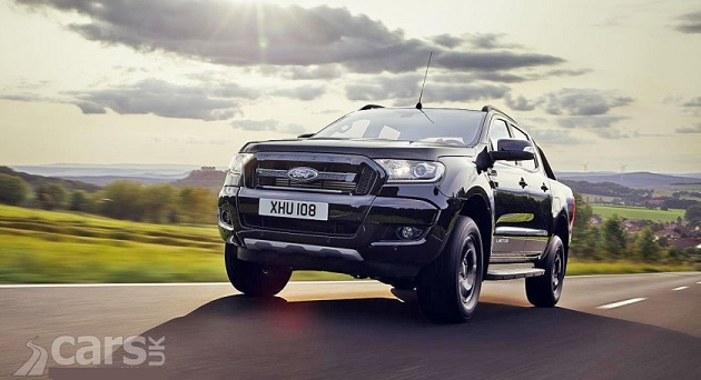 Ford Ranger Black Edition 3