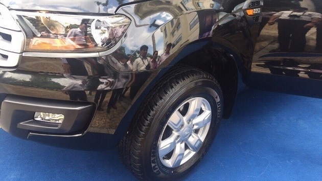 Ford Everest 4x4 MT 2