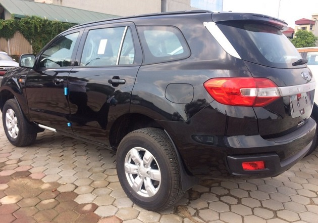Ford Everest 4x4 MT 3