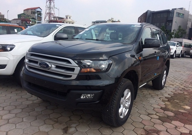 Ford Everest 4x4 MT