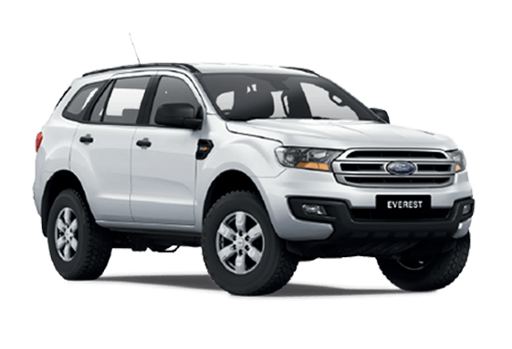 Ford Everest-Ambiente