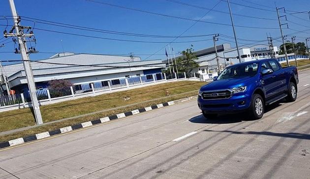 Ford Ranger 2018 1
