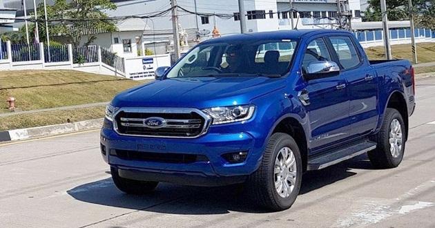 Ford Ranger 2018 2