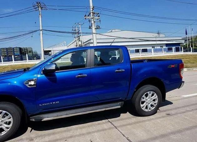 Ford Ranger 2018 3
