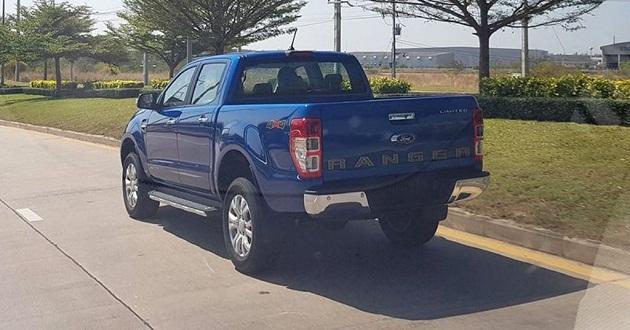 Ford Ranger 2018 4