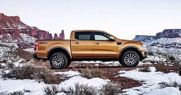 Ford Ranger 2019 6