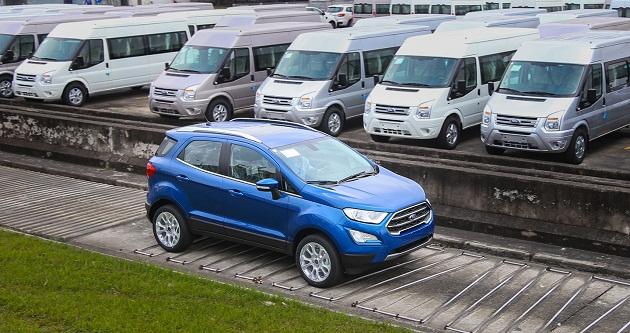 Ford Ecosport 2018 18